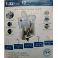 Ирригатор H2ofloss HF-9 Whisper White