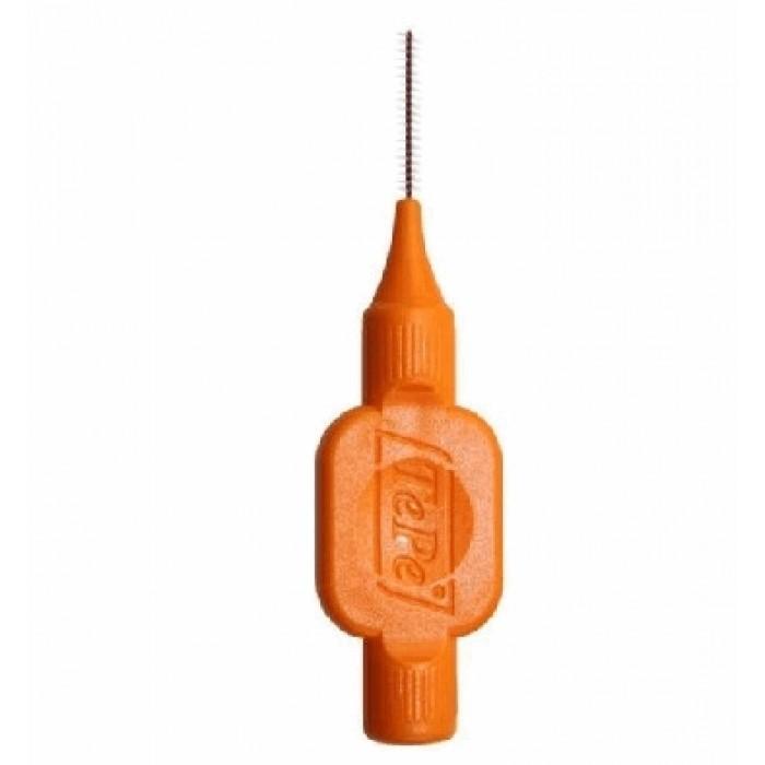 Ершики межзубные 0,45 мм, оранжевые Original, TePe, 6 шт.