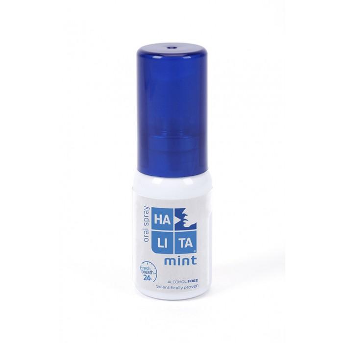 Спрей для полости рта от запаха, против галитоза Halita, Dentaid, 15 мл.