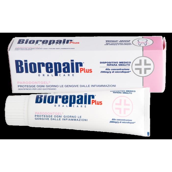 Зубная паста Paradontgel Plus, Biorepair, 75 мл.
