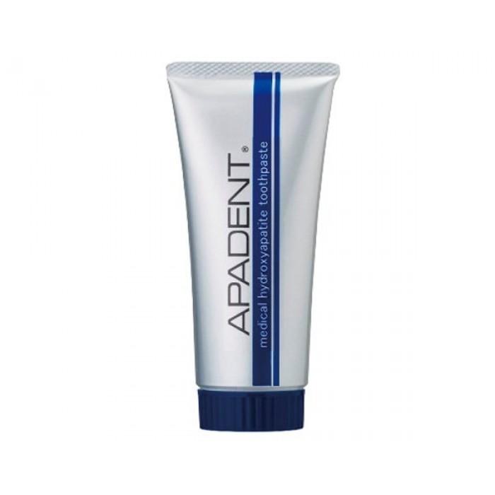 Зубная паста укрепляющая с медицинским наногидроксиапатитом, Apadent®, 60 г.