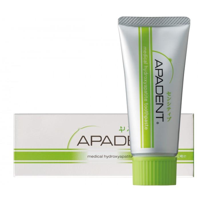 Зубная паста для чувствительных зубов Sensitive, Apadent, 60 г.