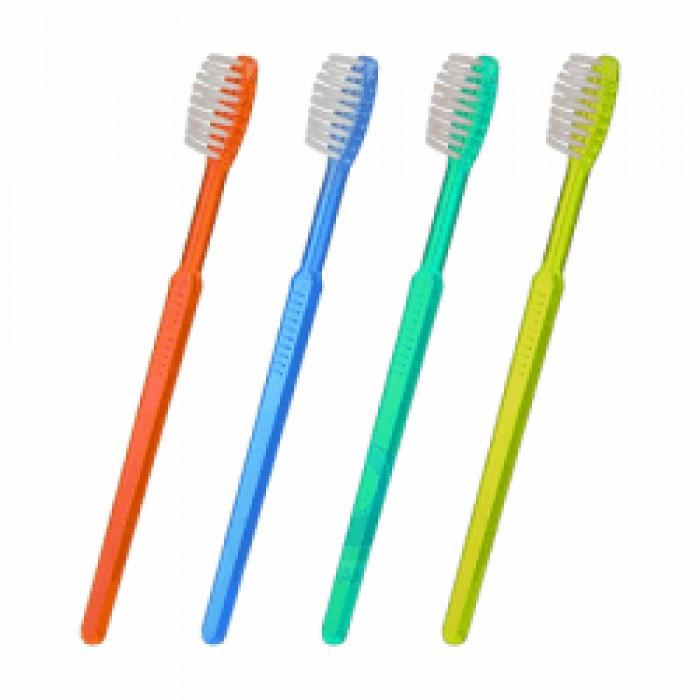 Одноразовая зубная щетка с нанесенной зубной пастой, Sherbet.