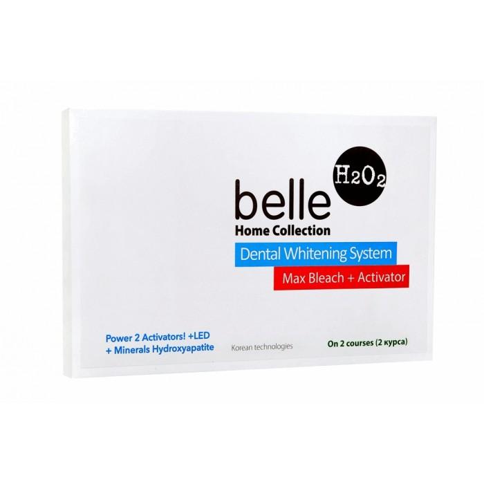 Набор для домашнего отбеливания зубов Belle Home Collection 6%, Dr.Care.