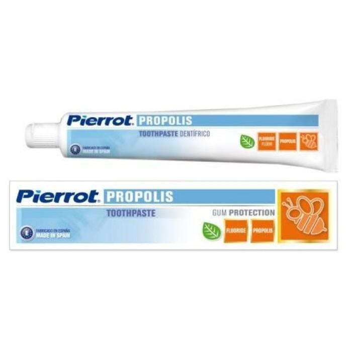 Зубная паста для дёсен Прополис Propolis, Pierrot, 75 мл.