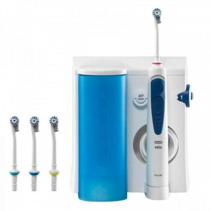 Іригатор Oral-B MD20 OxyJet Professional Care 4 насадки