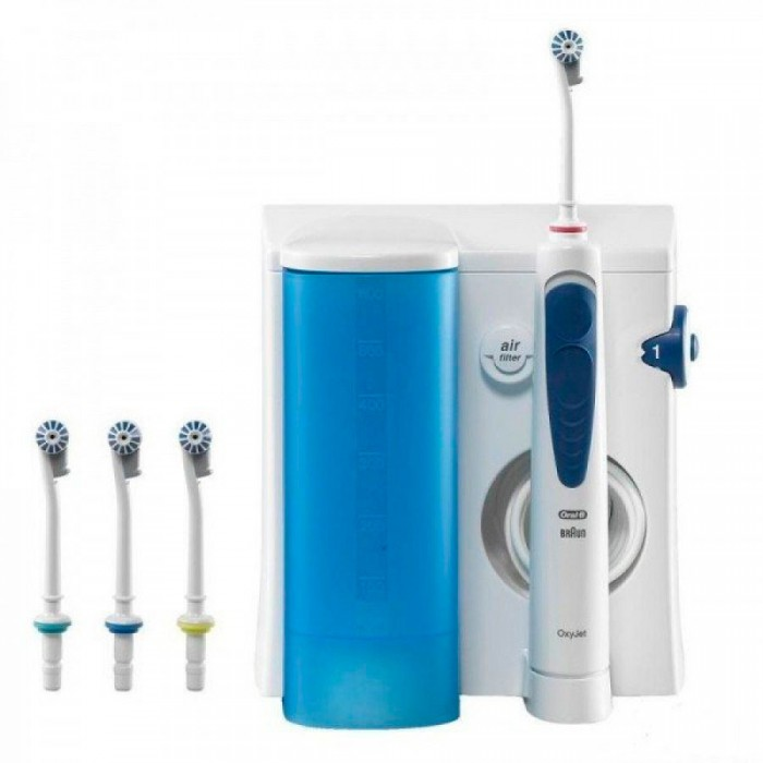 Іригатор Oral-B MD20 OxyJet Professional Care 4 насадки