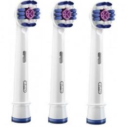Насадки ЕВ18 3D White для зубных щеток Oral-B 3 шт.