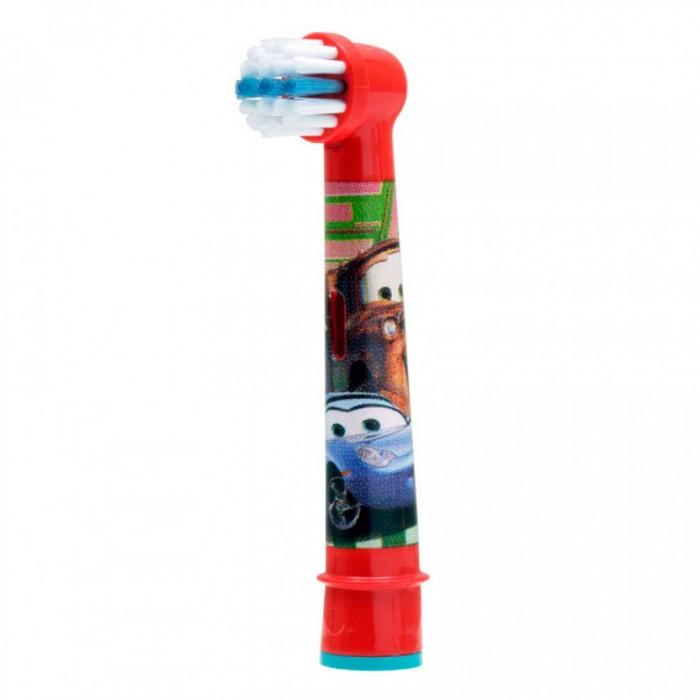 Насадка детская ЕВ10 Тачки для зубных щеток Oral-B 1 шт.