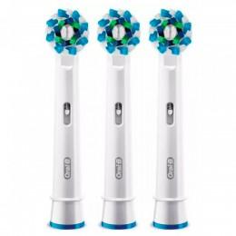 Насадки ЕВ50 Cross Action для зубних щіток Oral-B 3 шт.
