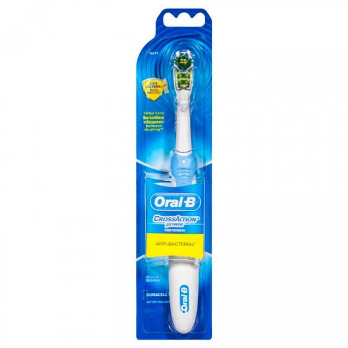 Зубная щетка Oral-B B1010 Cross Action Complete 1 насадка