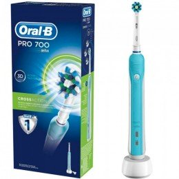 Зубна щітка Oral-B D16 PRO 700 Cross Action 1 насадка