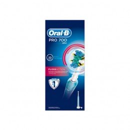 Зубная щетка Oral-B D16 PRO 700 Floss Action 1 насадка