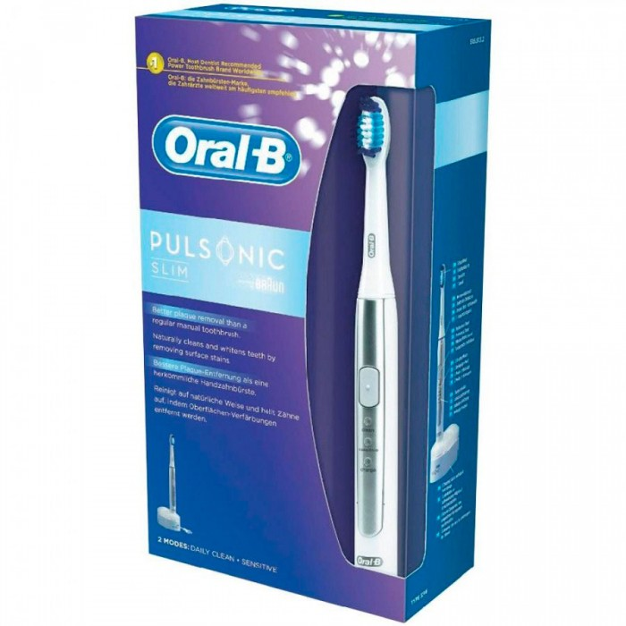 Зубная щетка Oral-B Pulsonic Slim S15 1 насадка