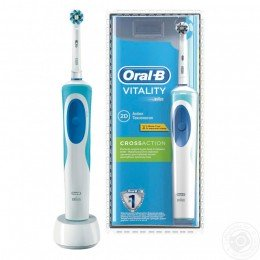 Зубная щетка Oral-B  D12.513 Vitality Cross Action 2 насадки