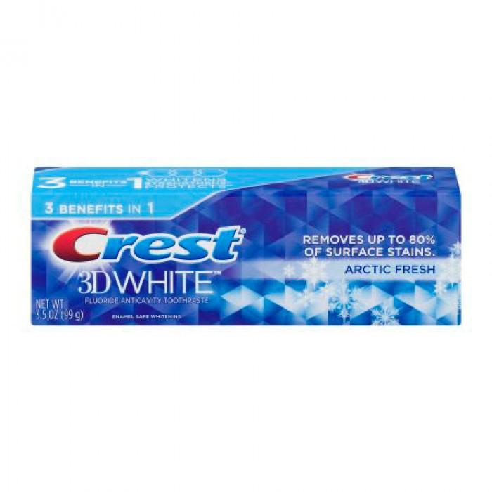 Зубная паста Crest 3D White Arctic Fresh