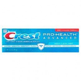 Зубная паста Crest Pro-Health Advanced Deep Clean Mint