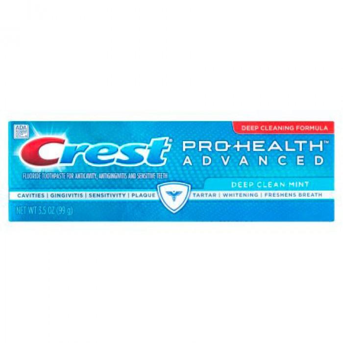 Зубная паста Crest Pro-Health Advanced Deep Clean Mint