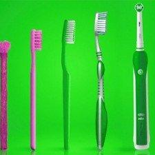 Історія появи зубної щітки